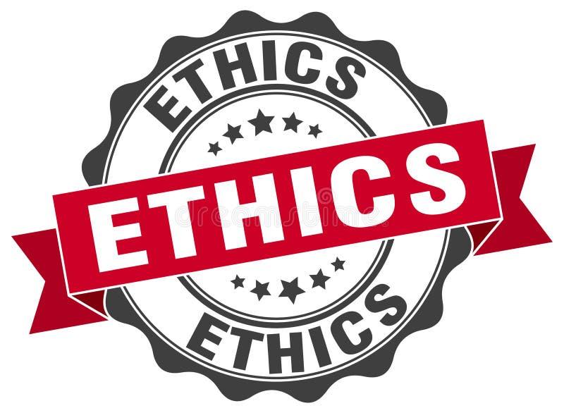 etyki foka znaczek ilustracji
