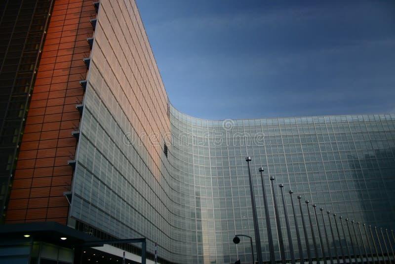 eu здания стоковая фотография rf