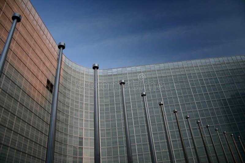 eu здания стоковые фото
