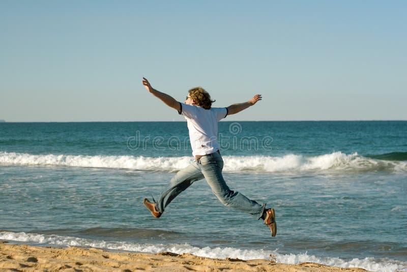 Eu estou voando!!! imagens de stock royalty free