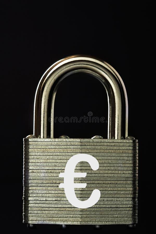 Download EU-hänglås fotografering för bildbyråer. Bild av silo - 78729637