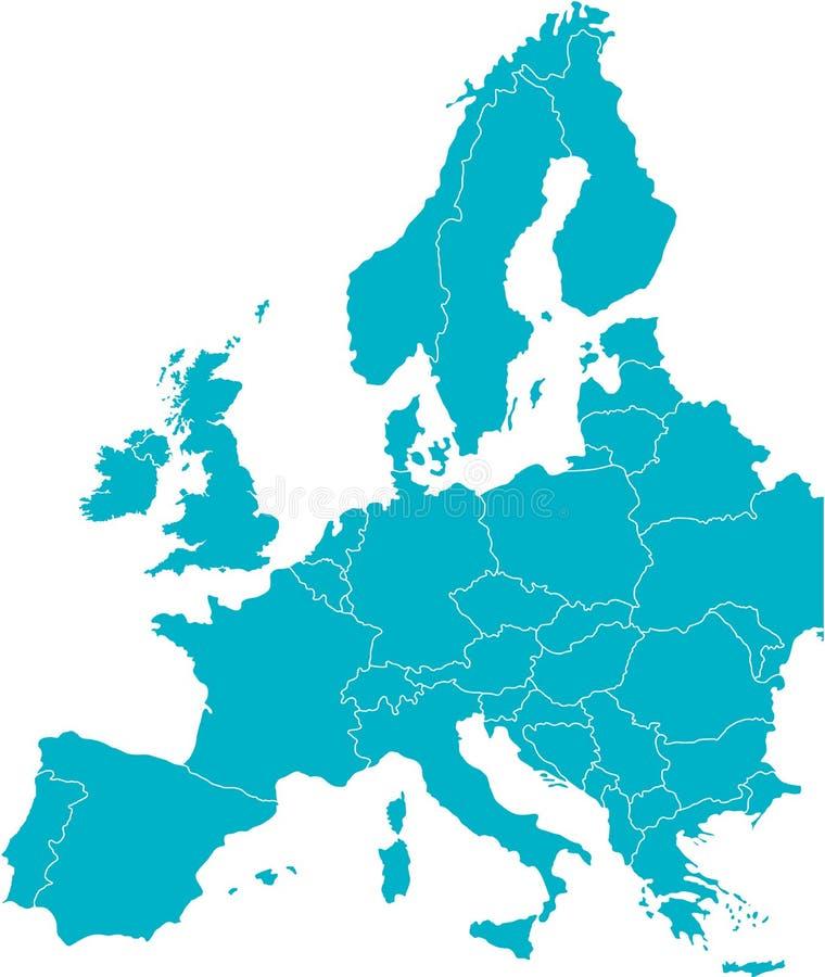 EU-kaart