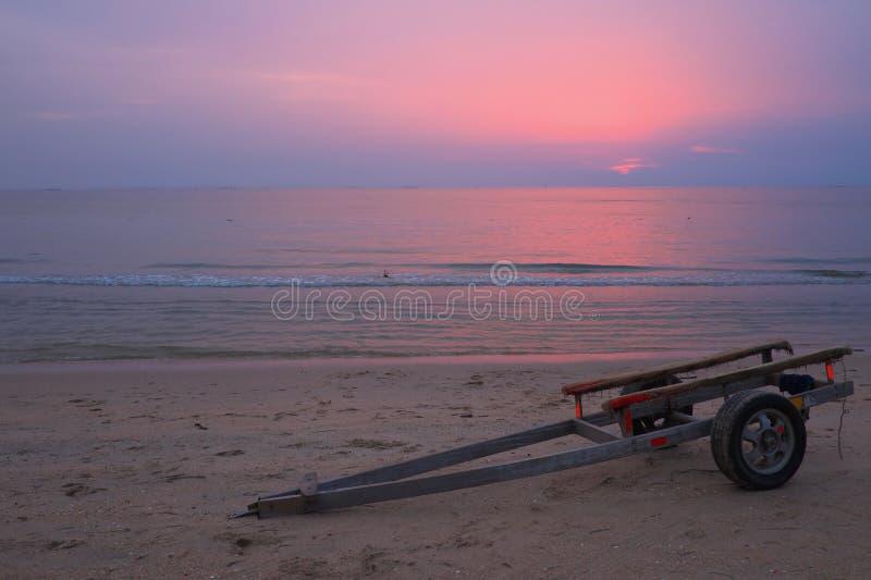 Eu quero ver o mar fotografia de stock royalty free