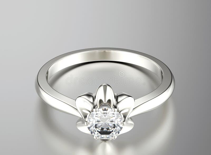 Eu te amo Pedra preciosa da forma do coração Coleções de gemas da jóia fotos de stock