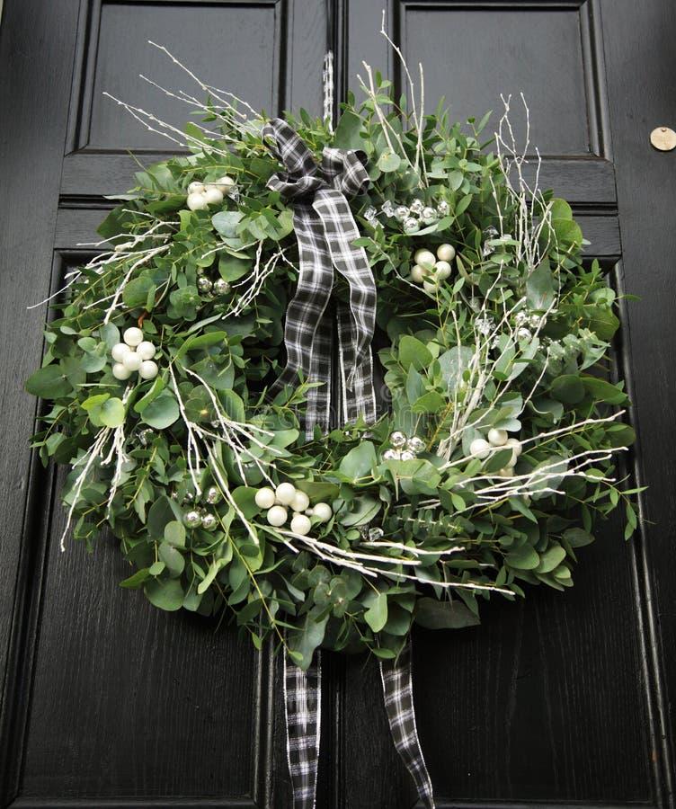 Eucalyptus wreath stock photos