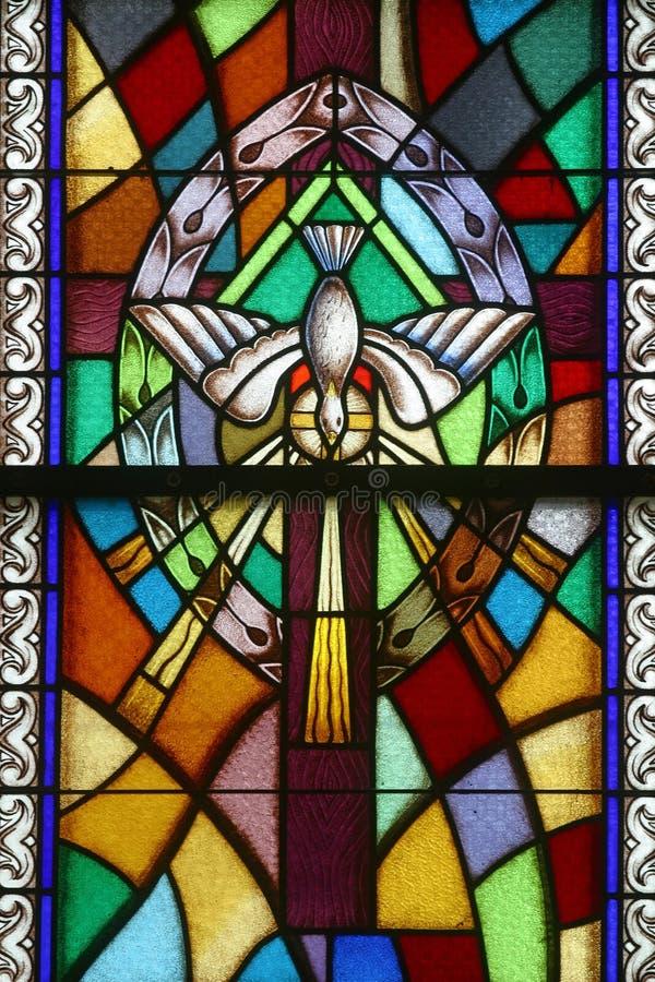 Eucaristía santa, siete sacramentos foto de archivo libre de regalías