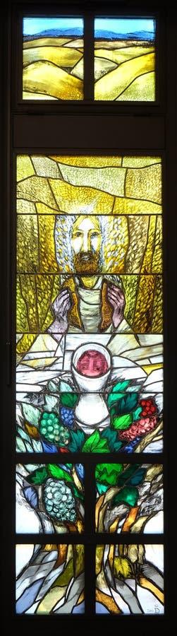 eucharist immagine stock