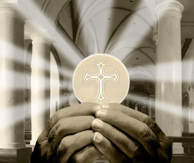 Eucharistie photos stock