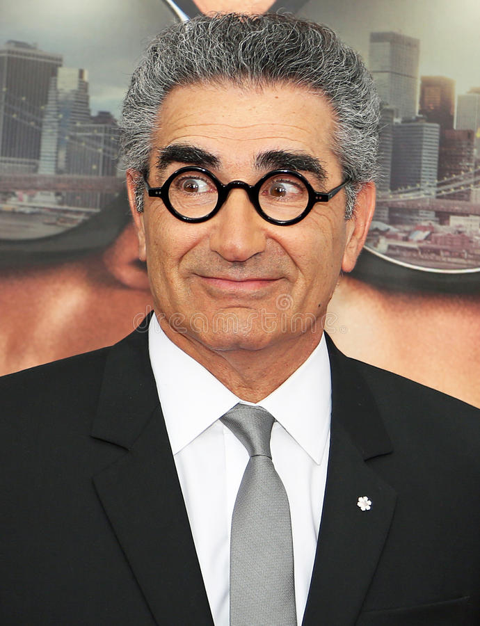 Download Eugene Levy editorial photography. Image of funnyman - 25451592