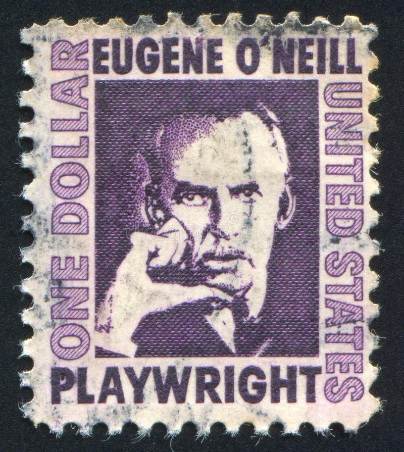 Eugene Neill royaltyfri foto