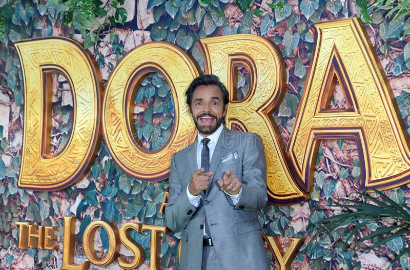 Eugenio Derbez royalty free stock image