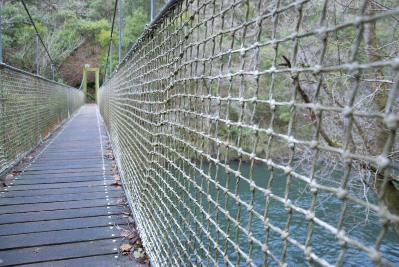 Eume河的Fragas 免版税图库摄影