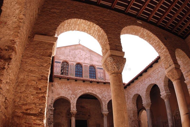 Download Euphrasius Basilica In Porec, Croatia Stock Image - Image: 6303509