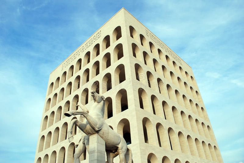 EUR Roma fotos de stock