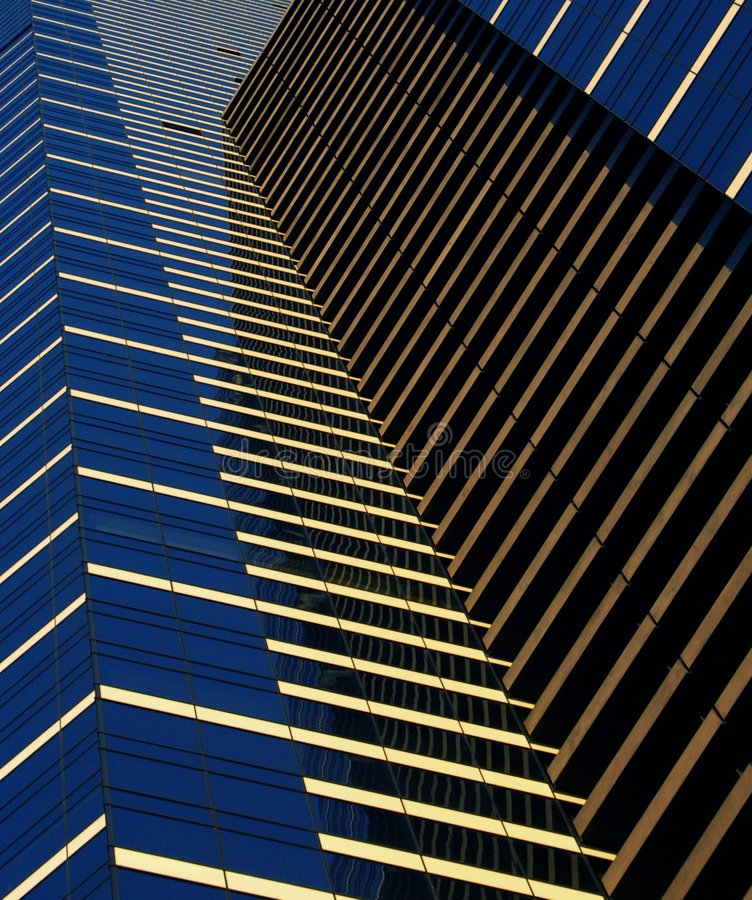 Eureka-Kontrollturm, Melbourne lizenzfreie stockbilder