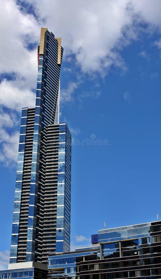 Eureka Tower Melbourne Royalty Free Stock Photos