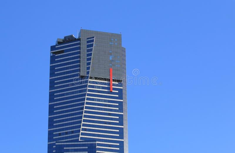 Eureka Tower Melbourne Australia royalty free stock photos
