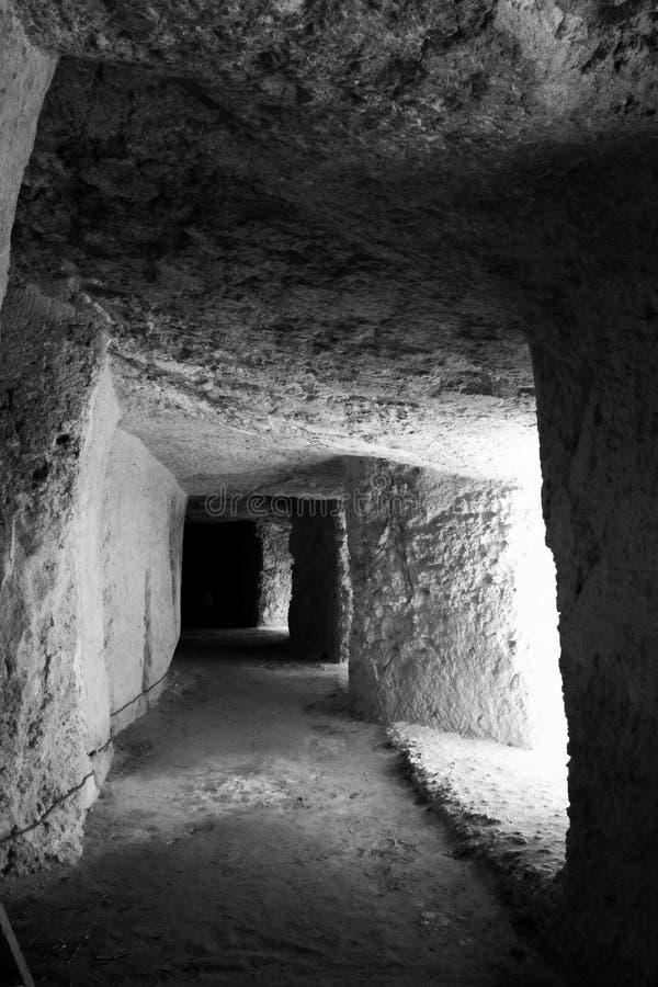 Download Eurialo ελληνικά κάστρων στοκ εικόνες. εικόνα από συρακούσες - 2232296