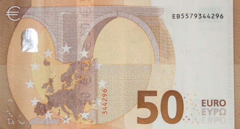 50 Euro stock foto's