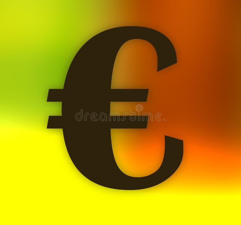 Euro Lizenzfreies Stockfoto