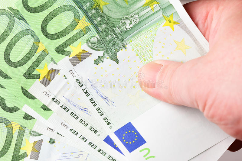 Download Euro stock photo. Image of copyspace, money, euro, financial - 15899884