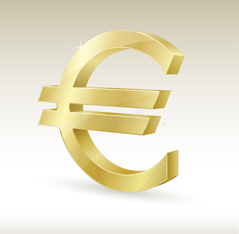 Download Euro stock vector. Illustration of blue, financial, growth - 16247436