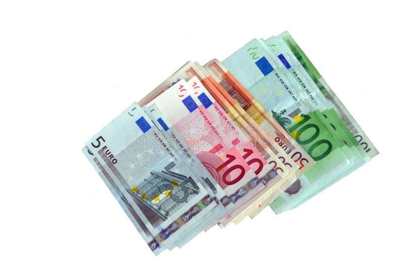 Euro. Royalty Free Stock Photography