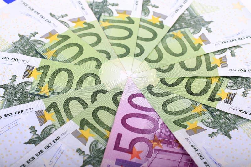 Download Euro zdjęcie stock. Obraz złożonej z wymiana, finanse - 16814510