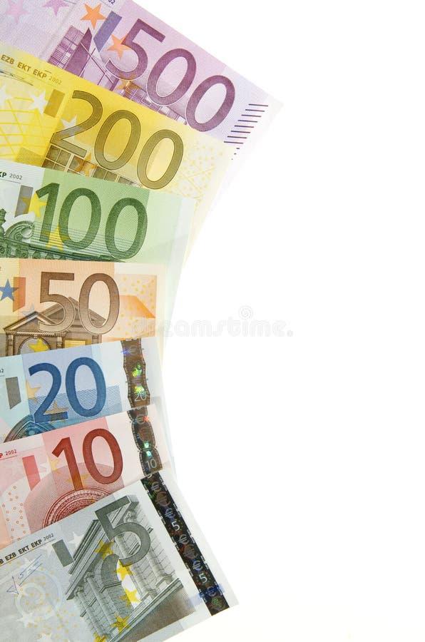 Euro photo libre de droits