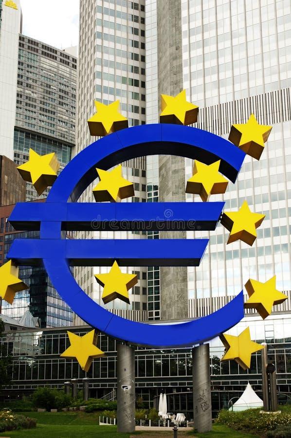 euro royaltyfria bilder