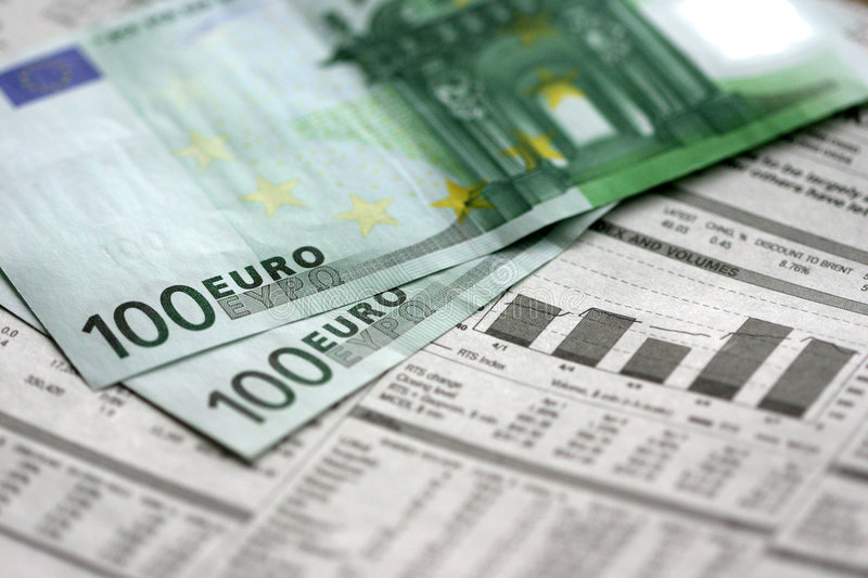 Download Euro stock photo. Image of gain, loss, business, economy - 190160