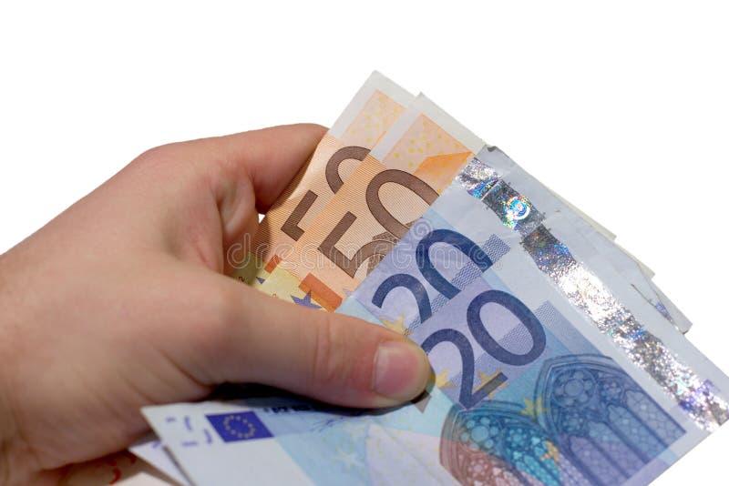 euro royaltyfri foto