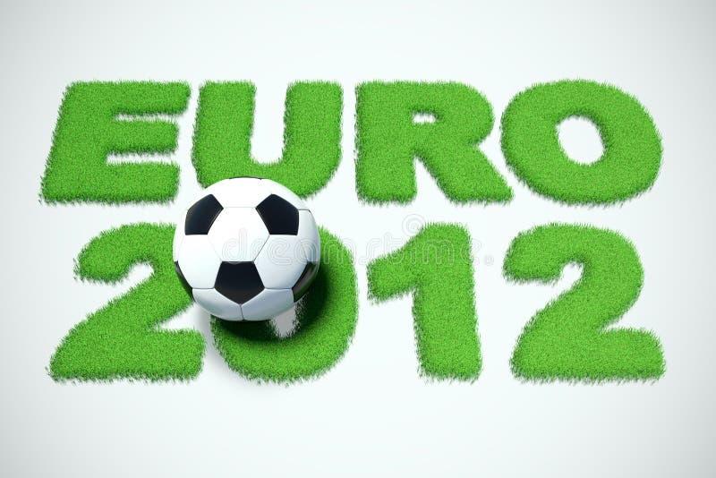 Euro 2012 fotografía de archivo libre de regalías