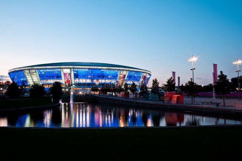 Euro-2012 obraz royalty free
