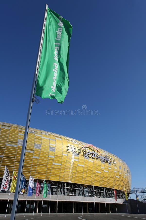 Download Euro 2012 new stadium editorial stock photo. Image of athletic - 24201783