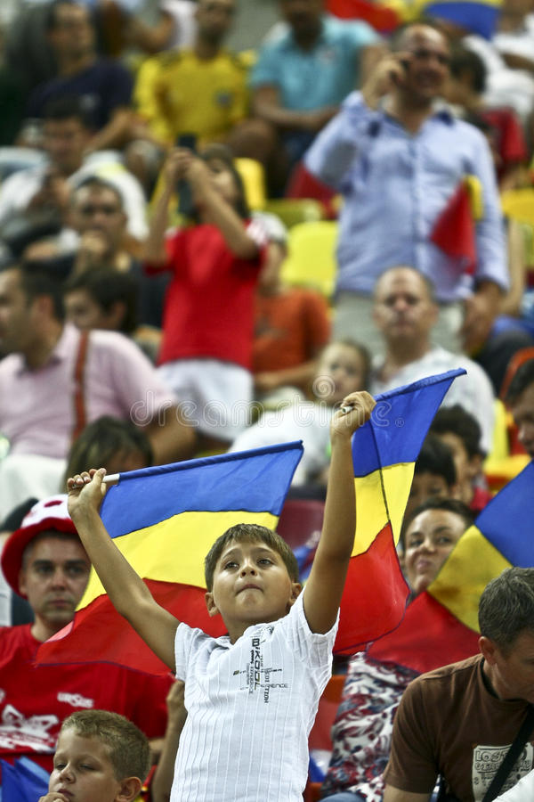 Download Euro 2012 Qualifying Round (Group D)Romania-France Editorial Stock Image - Image: 21063399