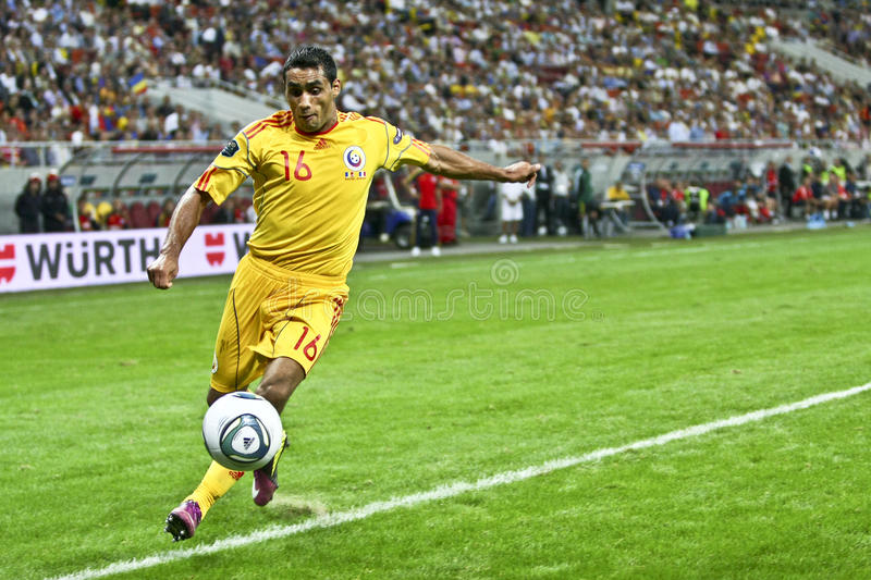 Download Euro 2012 Qualifying Round (Group D)Romania-France Editorial Stock Photo - Image: 21063568