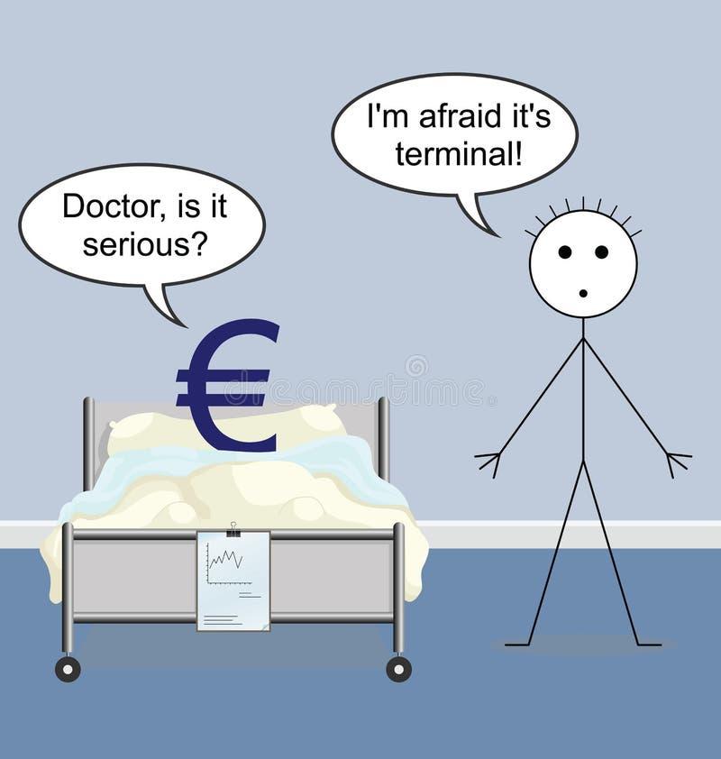 Download Euro stock vector. Illustration of euro, humor, economic - 21792738