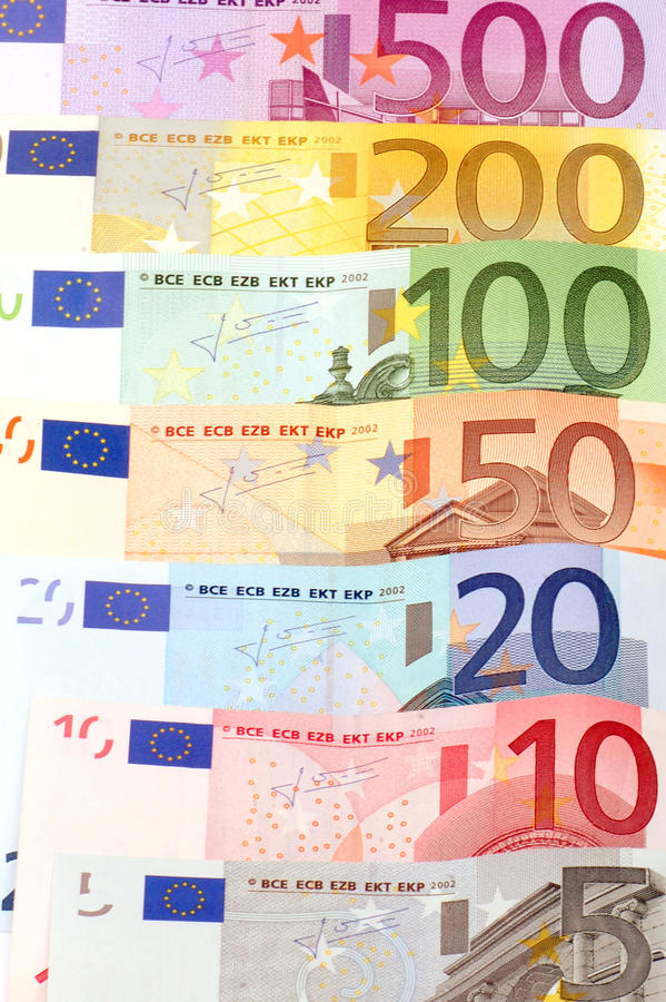 Download Euro stock photo. Image of money, currency, banknotes - 25121350