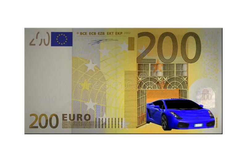 Download Euro stock image. Image of digits, hundred, design, savings - 28391937