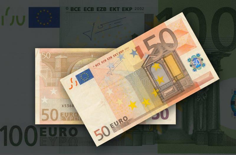 Euro royalty free illustration