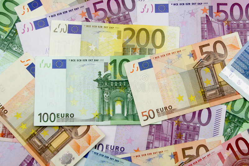 euro zdjęcia royalty free