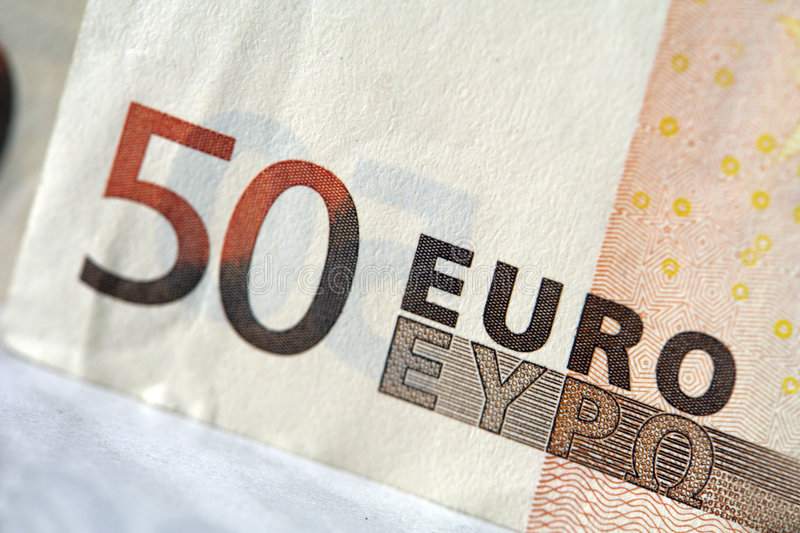 Download Euro stock image. Image of closeup, euro, close, finances - 4373861