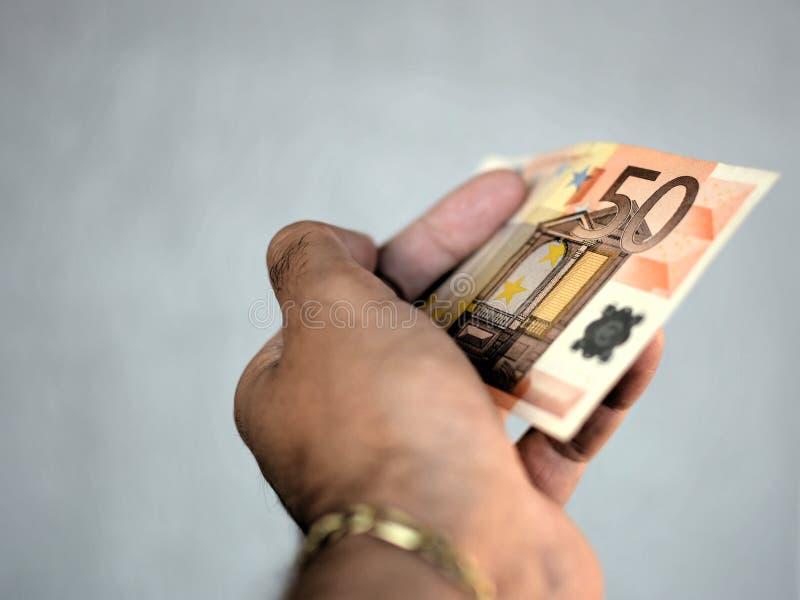 Download Euro 50 foto de archivo. Imagen de cincuenta, economía - 44850834
