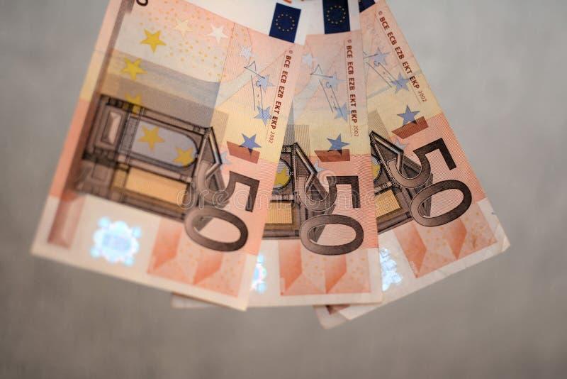 Download Euro 50 imagen de archivo. Imagen de negocios, dinero - 44850863