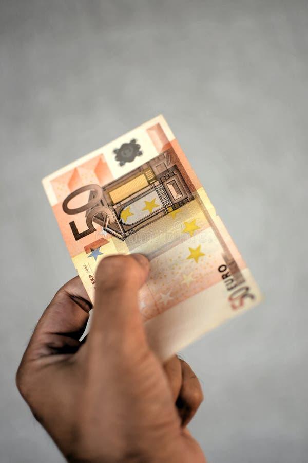Download Euro 50 foto de archivo. Imagen de banking, pago, número - 44850914