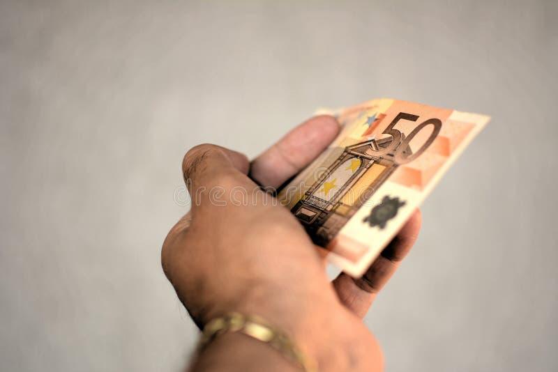 Download Euro 50 imagen de archivo. Imagen de dinero, símbolo - 44851133