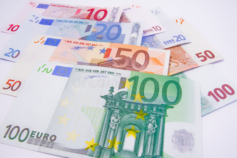 Euro royalty free stock images