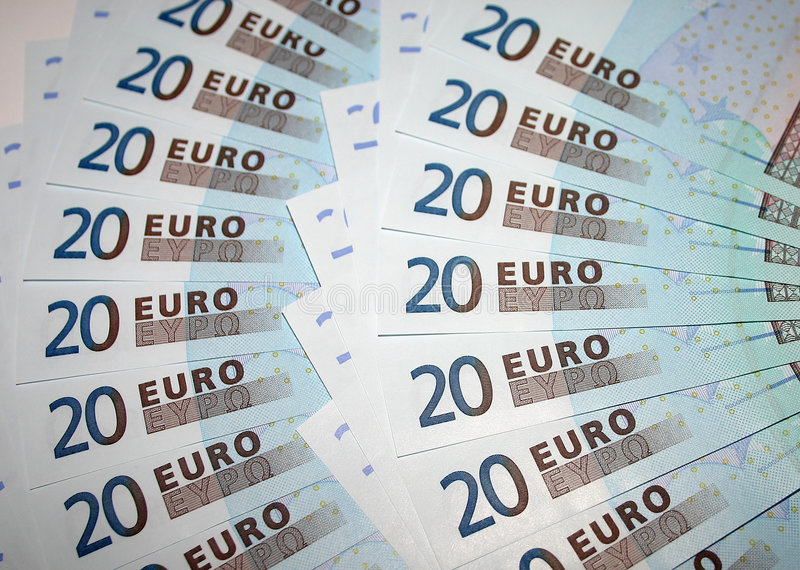Download Euro Zdjęcia Stock - Obraz: 49953