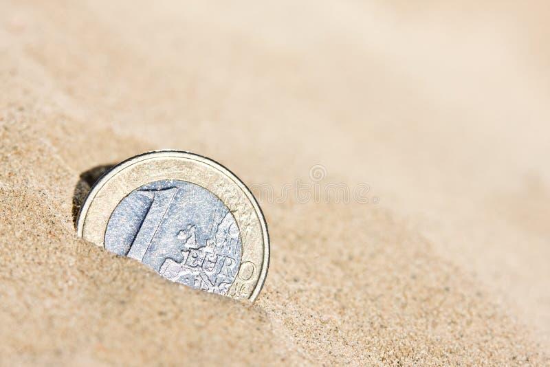 euro zdjęcie stock